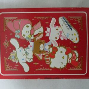 Hello Kitty and Friends Playing Cards Japan Rare